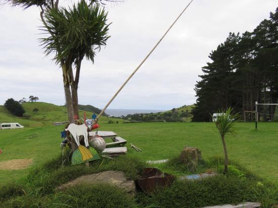 Goat Island Camping Accommodation Warkworth