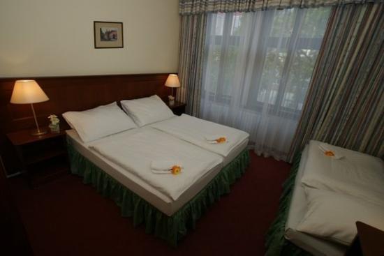 Hotel Lunik: Triple Room