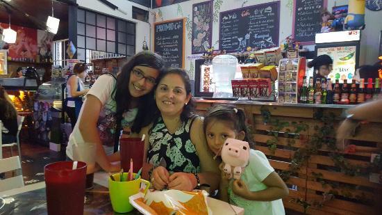 San Pedro, Costa Rica: 20160127_173042_large.jpg