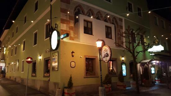 Radstadt, Austria: Außenansicht / Eingangsbereich