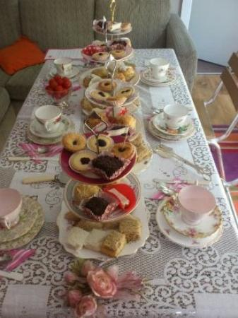 Dronfield, UK: Afternoon tea