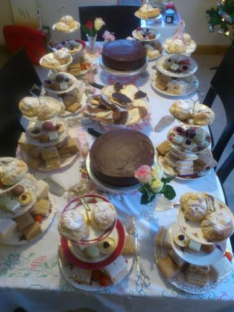 Dronfield, UK: Celebrations catered for