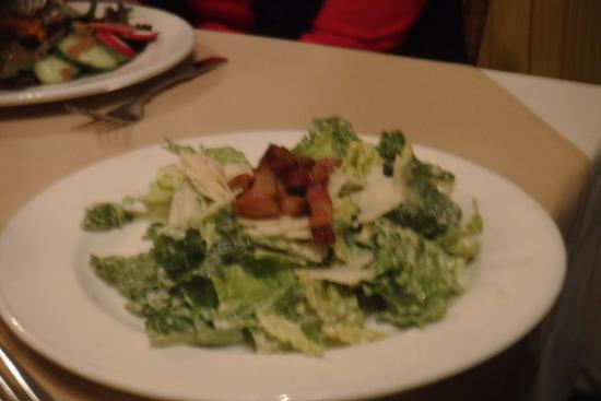 Puslinch, Kanada: Caesar Salad - VERY Good