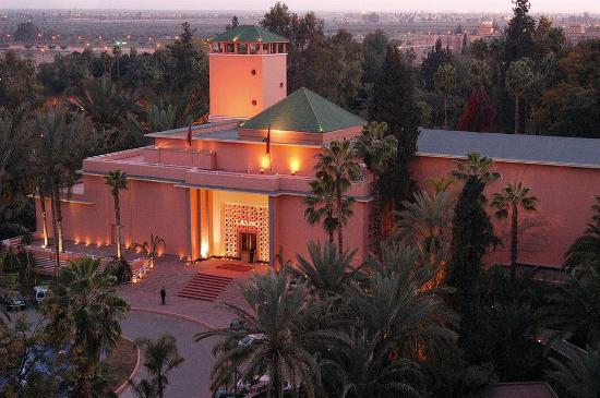 Es Saadi Gardens & Resort : Casino