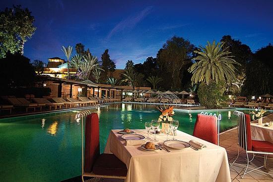 Es Saadi Gardens & Resort : Restaurant Gastronomique