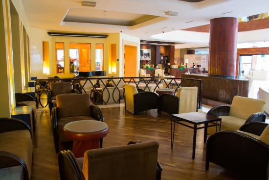 Crowne Plaza Hotel de Mexico: Bar and Lounge