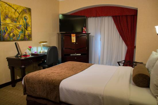Crowne Plaza Hotel de Mexico: Queen Bed Guest Room