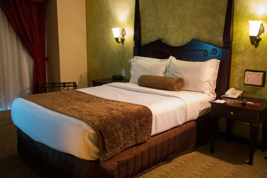 Crowne Plaza Hotel de Mexico: 1 queen bed