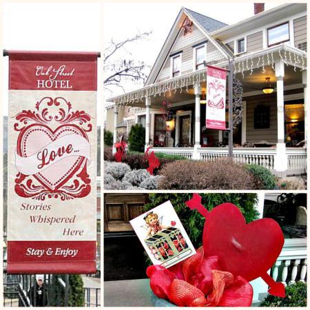 Oak Street Hotel: Oak Street Hotel - A little Valentine Love