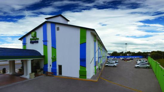 Piedras Negras, Мексика: Hotel Exterior