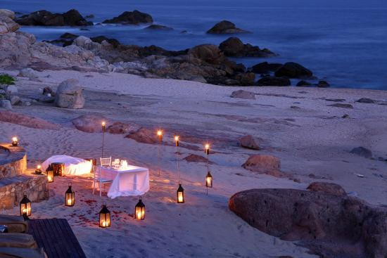 Esperanza - An Auberge Resort: A Night to Remember - Private Dining on the Beach