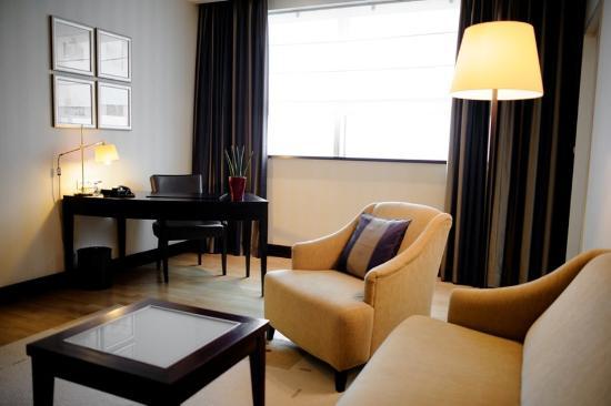 InterContinental Hotel Warsaw: Junior Suite