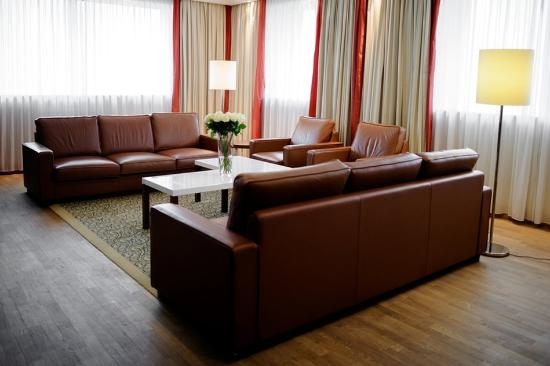 InterContinental Hotel Warsaw: Presidential Suite