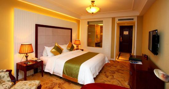 Yantai, China: City View King Room