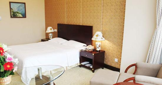 Yantai, China: Deluxe King Room