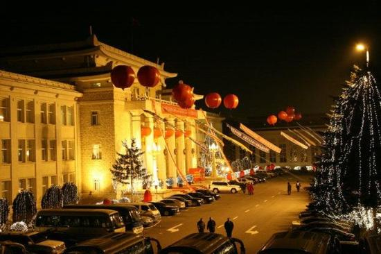 Changchun, Chine : Exterior