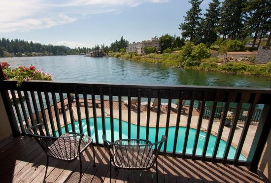 Lake Oswego, OR : Lakefront Deck