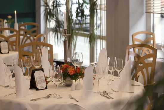 Balance Hotel Leipzig-Alte Messe: Restaurant