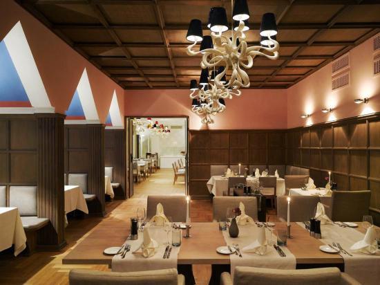 Waldhotel Stuttgart: Restaurant Finch