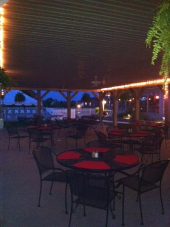 Georgetown, KY: Evening Patio