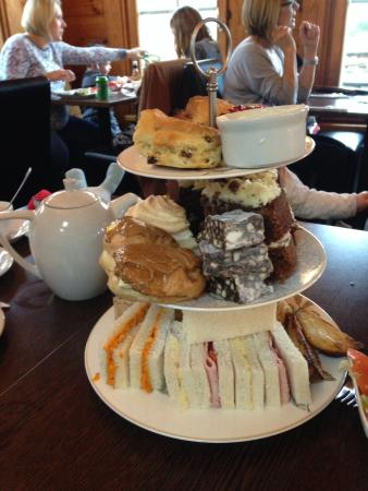 Leyland, UK: Our afternoon tea