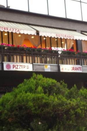 Pizzeria la Terrazza - Picture of La Terrazza, Novi Ligure ...