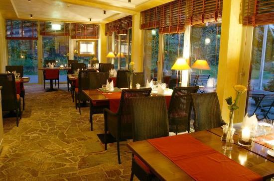 Ahrensburg, Niemcy: Restaurant