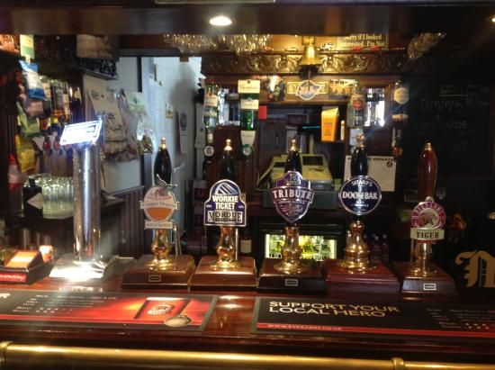 Whaley Bridge, UK: Our beers