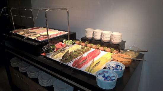 Hotel Jazz: Quality food