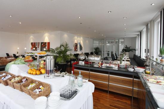Bobingen, Deutschland: Breakfast