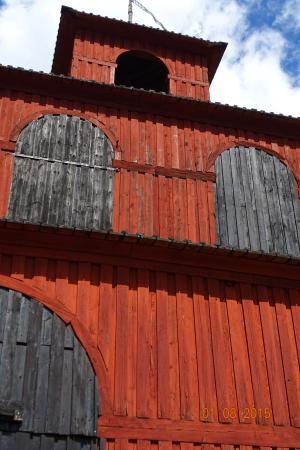 Falun, Sverige: In this building you find the Creutz shaft