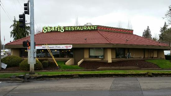 Shari S Cafe Pies Oregon City Or