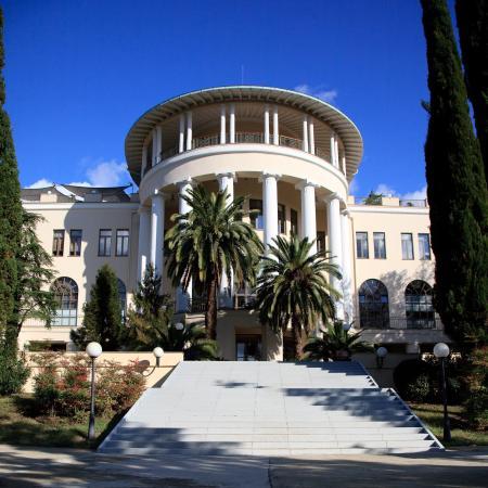 Rodina Grand Hotel and Spa Rodina: Grand Hotel View