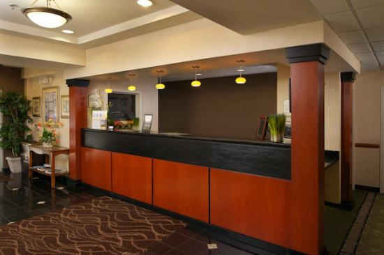 Absecon, NJ : Reception / Front Desk
