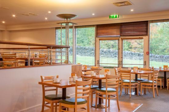 Brighouse, UK: Restaurant
