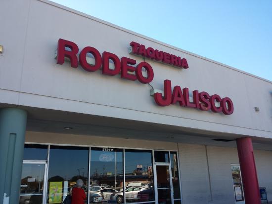 Taqueria El Rodeo De Jalisco San Antonio 3721 Colony Dr