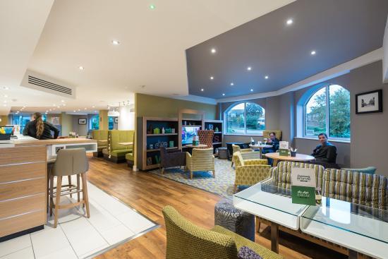 Slough, UK: Bar and Lounge