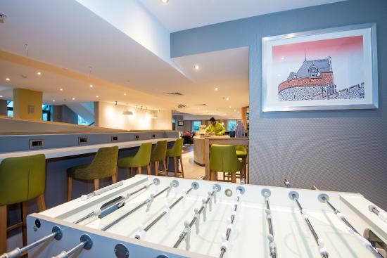 Slough, UK: Guest Lounge