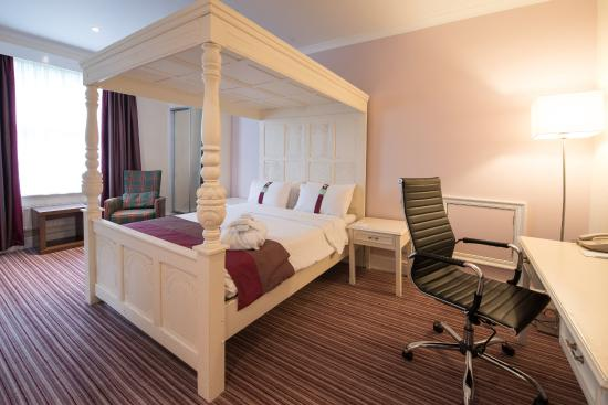 Newport Pagnell, UK: Feature Room