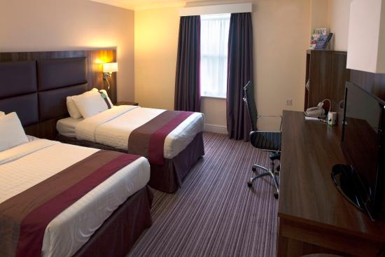 Newport Pagnell, UK: Guest Room