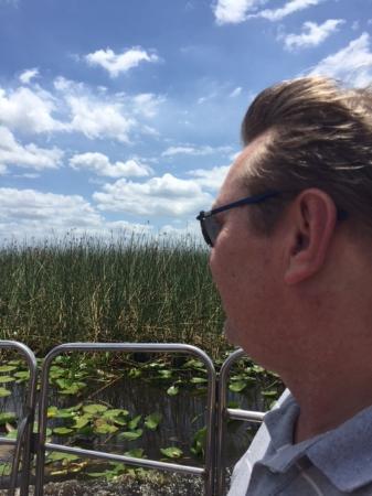 Cypress Lake Airboat Tours : aventrua bacana.