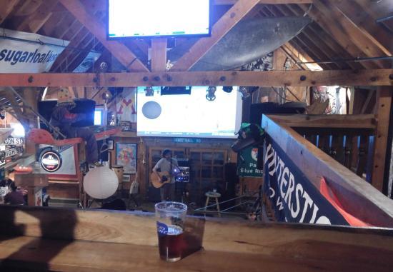 Kingfield, ME: Upper deck