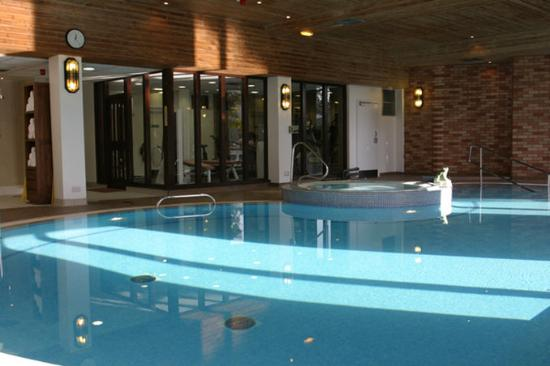 Scotland's Hotel & Spa: Scotlands Pool
