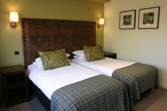 Scotland's Hotel & Spa: Scotlands Twin