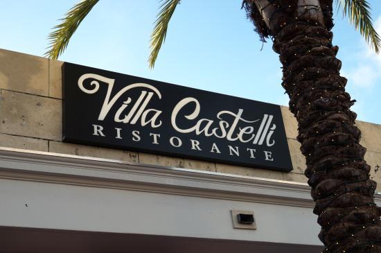 Βόρειο Μαϊάμι Beach, Φλόριντα: VillaCastelliRestaurant.com