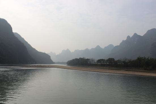 Guangksi, Çin: Rio LI