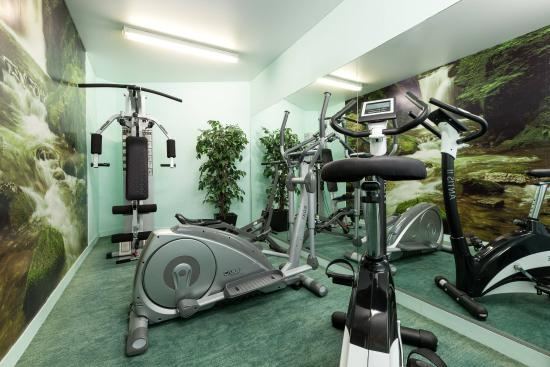 Issy-les-Moulineaux, Francia: Fitness Area