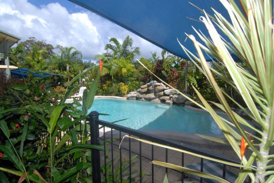 Mission Reef Resort: Outdoor Pool Area