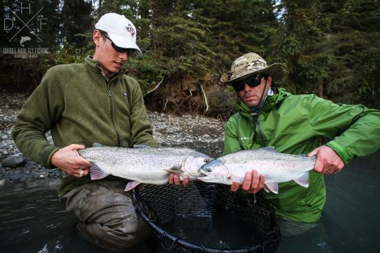 Sterling, AK: Doubles