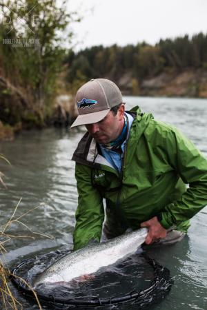 Sterling, AK: Kenny River Steelhead
